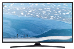 Televizor LED Smart Samsung, 55KU6072, 4K Ultra HD – PurColour și HDR. O poveste interesanta