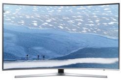 Televizor LED Curbat Smart Samsung, 55KU6672, 4K Ultra HD – Puteți simți adevărata experiență HDR