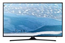 Televizor LED Smart Samsung, 152 cm, 4K Ultra HD – Putem accesa internetul si putem instala aplicatii