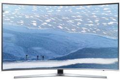 Televizor LED Curbat Smart Samsung, 43KU6672, 4K Ultra HD