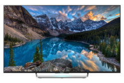 Televizor Smart Android 3D LED Sony Bravia, 108 cm, 43W808C, Full HD