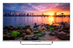 Televizor Smart Android LED Sony Bravia, 108 cm, 43W756C, Full HD – Motionflow XR 800