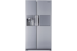 Side by side Samsung RS7778FHCSR, 543 l, Clasa A++, Full No Frost, Inox