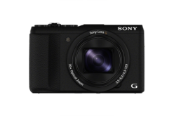 Aparat foto digital Sony Cyber-Shot DSC-HX60V, 20MP, GPS, Black