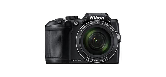 Aparat foto digital Nikon COOLPIX B500, 16.1MP Negru, O poza cat o mie de cuvinte !