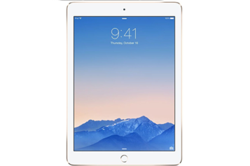 Apple iPad Air 2, 64GB, Wi-Fi, Gold
