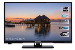 Televizor LED Wellington, 60 cm, 24HD279, HD Ready
