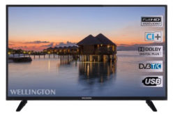 Televizor LED Wellington, 139 cm, 55FHD287, Full HD