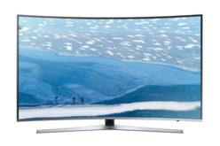 Televizor LED Curbat Smart Samsung, 163 cm, 65KU6689, 4K Ultra HD – Ecran curbat si calitate maxima 1