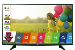 Televizor LED Game TV LG, 108 cm, 43LH5100, Full HD- Ideal pentru un dormitor modern !