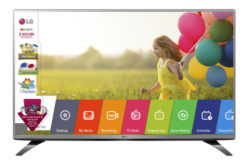 Televizor LED Game TV LG, 108 cm, 43LH541V, Full HD-  Sistem audio de 20w !