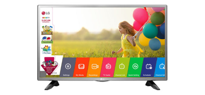 Televizor LED Game TV LG, 80 cm, 32LH510B, HD Ready- Un televizor care te uimeste !