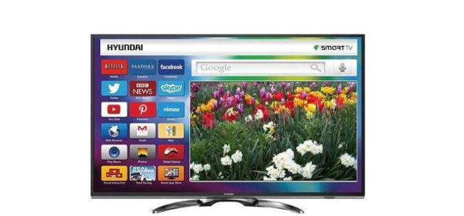 Televizor LED Hyundai, 81cm, 32 HYN 2450B, Smart-  Aplicatii de ultima generatie !