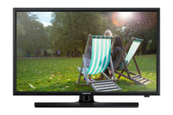 Televizor LED Samsung, 80 cm LT32E310EW Full HD- Design impunator si functie de monitor!