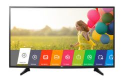 Televizor LED Smart LG, 123 cm, 49LH570V, Full HD-  Un design uimitor !