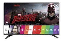 Televizor LED Smart LG, 123 cm, 49LH6047, Full HD-  Un televizor din gama 2016 !