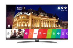 Televizor LED Smart LG, 164 cm, 65UH661V, 4K Ultra HD – Performanta si stil!