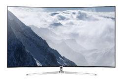 Televizor SUHD Curbat Smart Samsung, 198 cm, 78KS9002, 4K Ultra HD- O experienta uimitoare de vizionare!