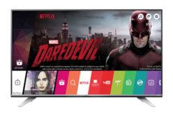 Televizor Smart LED LG, 139 cm, 55UF7727, 4K Ultra HD-  Sistem de operare stabil!