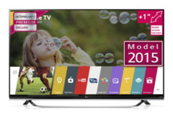 Televizor Super UHD, Smart 3D LED LG, 123 cm, 49UF8507, 4K Ultra HD- Imagini 3D incredibile !