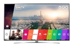 Televizor Super UHD Smart LG, 190 cm, 75UH855V, 4K Ultra HD