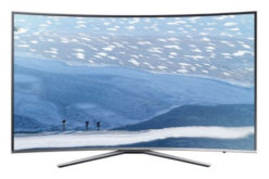 Televizor LED Curbat Smart Samsung, 138 cm, 55KU6500, 4K Ultra HD