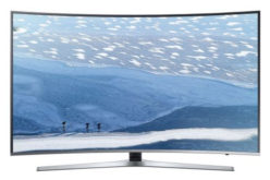 Televizor LED Curbat Smart Samsung, 138 cm, 55KU6670, 4K Ultra HD