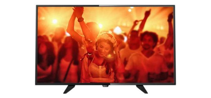 Televizor LED Philips, 102 cm, 40PFT4101/12, Full HD
