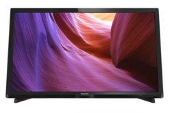 Televizor LED Philips, 61 cm, 24PHT4000, HD – O imagine Detaliata si tehnologii moderne