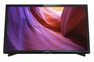 Televizor LED Philips, 61 cm, 24PHT4000, HD – O imagine Detaliata si tehnologii moderne