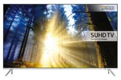 Televizor SUHD Smart Samsung, 152 cm, 60KS7000, 4K Ultra HD Fi pregatit pentru actiune