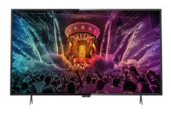 TV LED Smart Philips, 123 cm, 49PUH6101/88, 4K Ultra HD- O experienta de vizionare unica !
