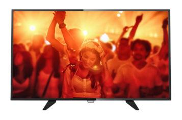 Televizor LED Philips, 102 cm, 40PFT4201/12, Full HD – Un contrast bine definit!