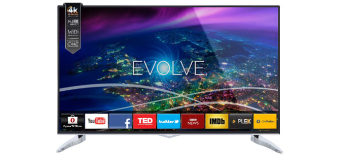 Televizor Smart LED Horizon, 102 cm, 40HL910U, 4K Ultra HD – Claritatea care va uimeste !