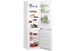 Combina frigorifica Indesit LR8 S2 W B – 339 l, Clasa A++, Tehnologie foarte accesibila