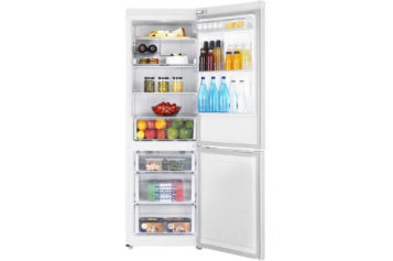 REVIEW – Combina frigorifica Samsung RB31FERNDWW – Capacitate 310 litri, Clasa A+, No frost
