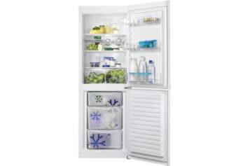 REVIEW – Combina frigorifica Zanussi ZRB33103WA – Capacitate 303 l, Clasa A++