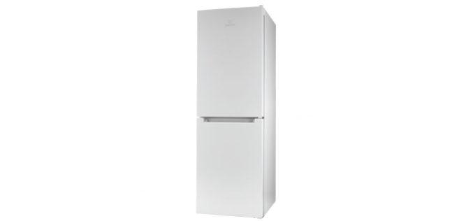 REVIEW – Combina frigorifica Indesit LI7 FF2 W, Clasa A++, Tehnologie No Frost