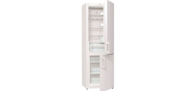 REVIEW – Combina frigorifica Gorenje NRK6191CW – Capacitate 307 l, Clasa A+, No Frost