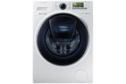 REVIEW – Masina de spalat rufe Samsung Eco Bubble AddWash WW12K8412OW/LE – Tehnologie AddWash, 1400 RPM, Motor Inverter