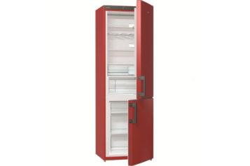 REVIEW – Combina frigorifica Gorenje RK6192ERD – Capacitate 319 l, Clasa A++