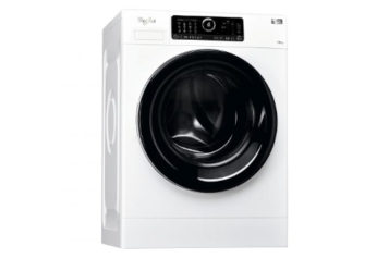 REVIEW – Masina de spalat rufe Whirlpool Supreme Care FSCR10431 – Tehnologie 6th Sense, Capacitate 10 kg, 1400 RPM