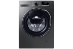 REVIEW – Masina de spalat rufe Samsung Eco Bubble AddWash WW90K6414QX/LE – 1400 RPM, 9 kg, Inverter, Clasa A+++, Inox