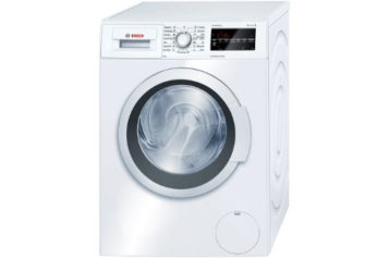 REVIEW – Masina de spalat rufe Bosch WAT28460BY – Capacitate 8 kg, 1400 RPM, Clasa A+++, Display LED