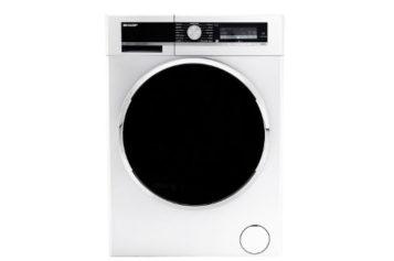 REVIEW – Masina de spalat rufe Sharp ES-GFD9104W3 – Capacitate 9 Kg, 1000 RPM, Control Touch LCD, Clasa A+++