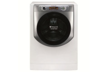 REVIEW – Masina de spalat rufe Aqualtis Hotpoint Direct Injection AQ105D49D – Capacitate 10 kg, 1400 RPM, Clasa A+++
