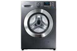 REVIEW – Masina de spalat rufe Samsung Eco Bubble WF80F5E5W4X – Capacitate 8 kg, 1400 RPM, Clasa A+++, Inox