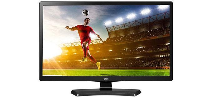 REVIEW – Televizor LED LG 24MT48DF, HD