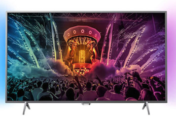 REVIEW – Televizor LED Android Philips 55PUS6401/12, 139 cm, 4K Ultra HD