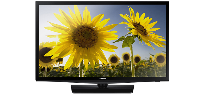 Samsung 24 inch 24H4003 HD Ready LED TV Price in India ...